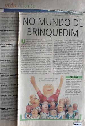 <h5>Jornal Diario do Nordeste</h5><p>Local:  Data: 8, de fevereiro de 2007 </p>